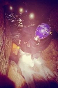 Adventure Caving, Waitomo Caves, New Zealand