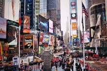 Times Square, Manhattan, New York City