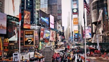 Times Square, Manhattan, New York City