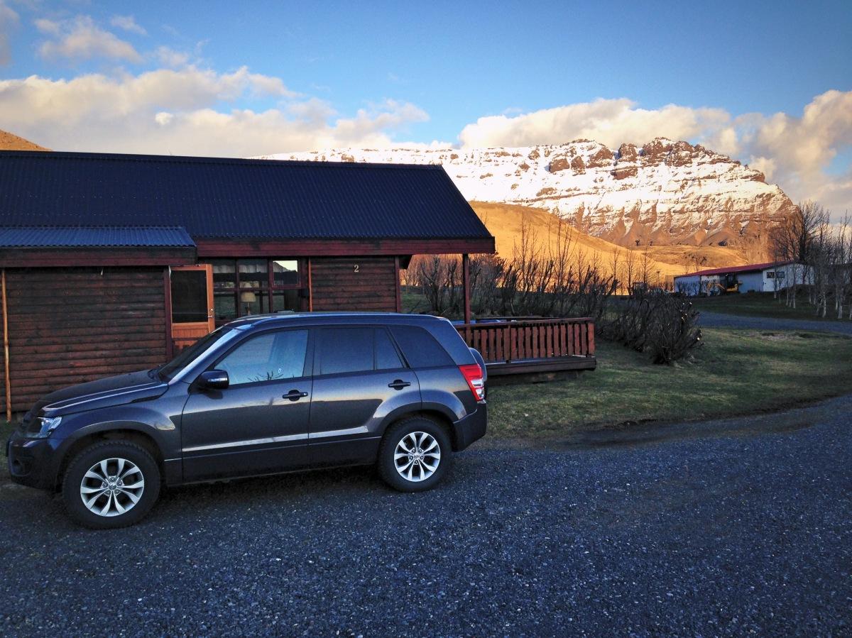 Asolfsskali, Vik, South Iceland