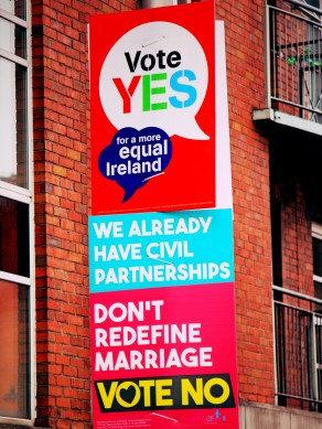 Marriage Equality, Dublin, Ireland