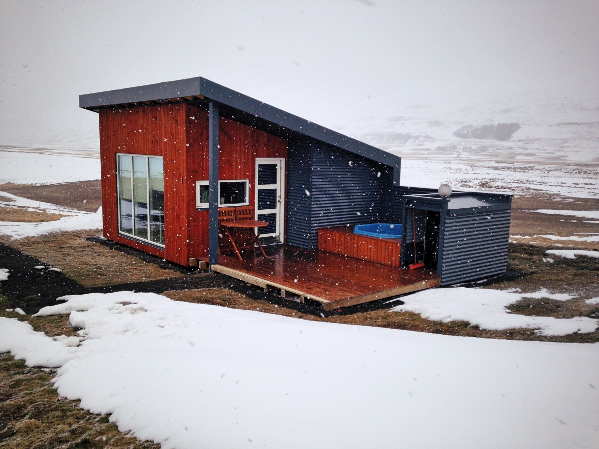 Einishus, Thingeyjarsveit, North Iceland