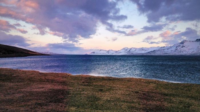 Reyðarfjörður, Mjóeyri, East Iceland