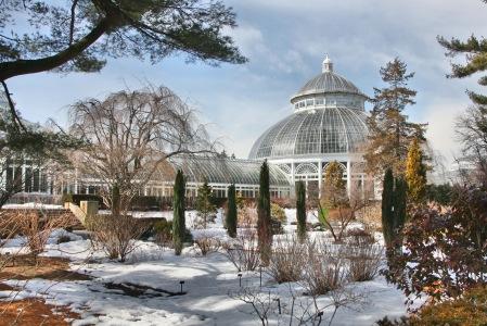 Winter At The New York Botanical Gardens Forensic Traveller