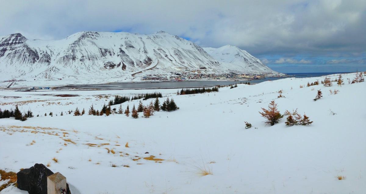 Siglufjörður , North Iceland