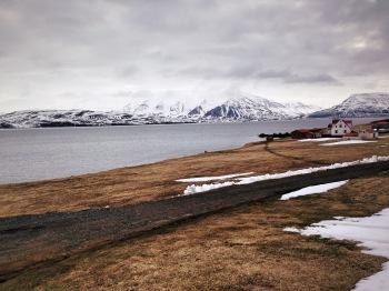Ytri-Vík - Eyjafjörður Fjord, North Iceland