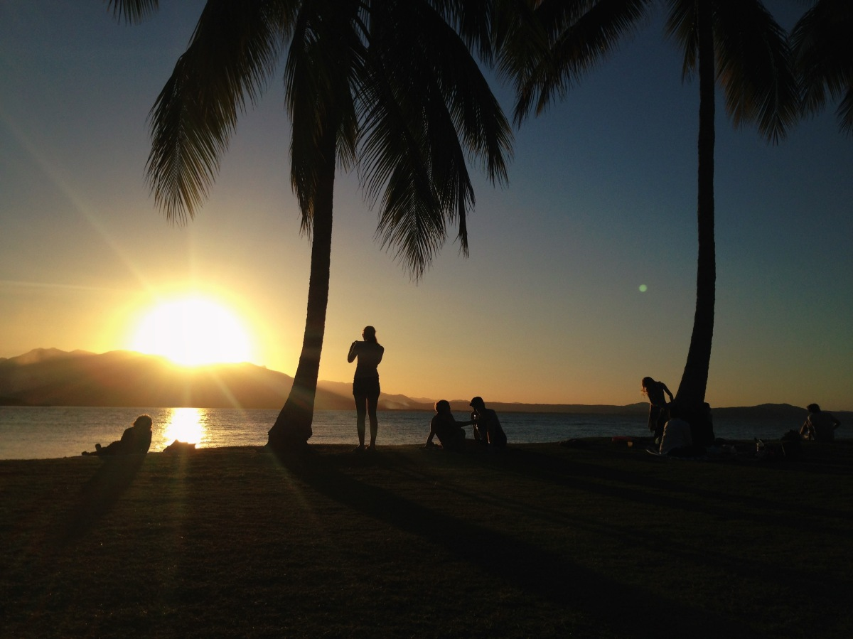 Sunset, Port Douglas